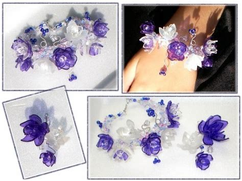 Handmade Things With Plastic Bottles - recycled plastic bottles jewelry recycled things