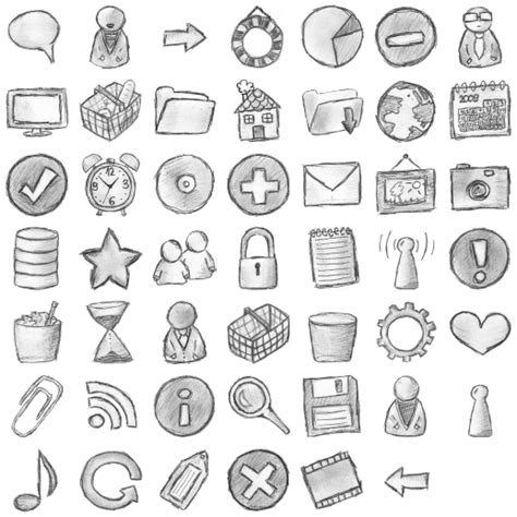 Drawing 49 Free Icons Icon Search Engine