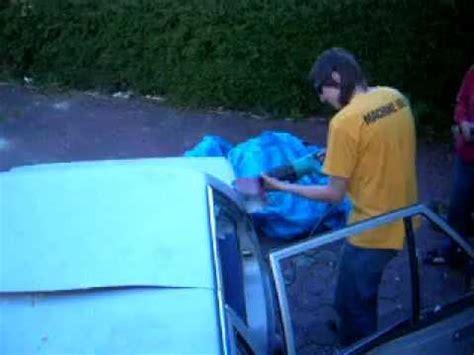 haircut dunedin nz how to cut a roof off a car dunedin nz youtube