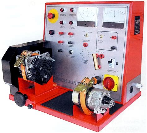 alternator and starter test bench auto electrical automotive garage supplies equipment