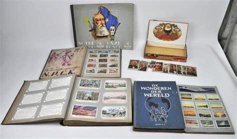 De Wonderen Der Wereld 2 Buku een lot albums met verzamelprenten bestaande uit liebig