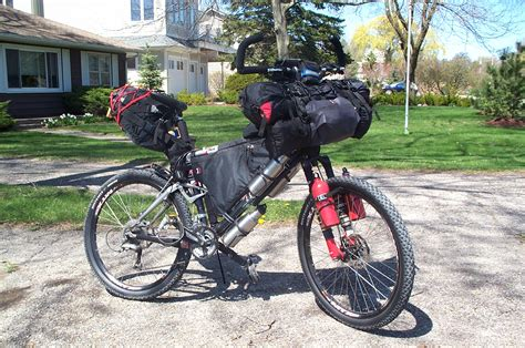 Water Bladder By Wow Adventure bikepacking net gt personal setups gt an 8 year adventure of