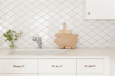 shaped tile backsplash photos hgtv