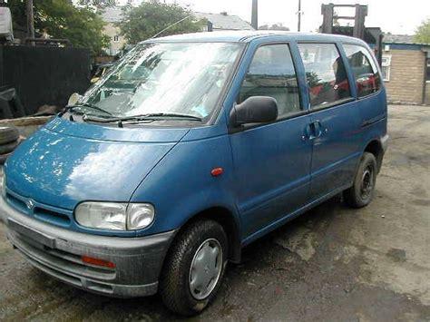 nissan serena 2000 nissan serena 2000 1995 blue manual petrol