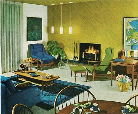 sixties home decor 413 best home 1950 1960 images on retro