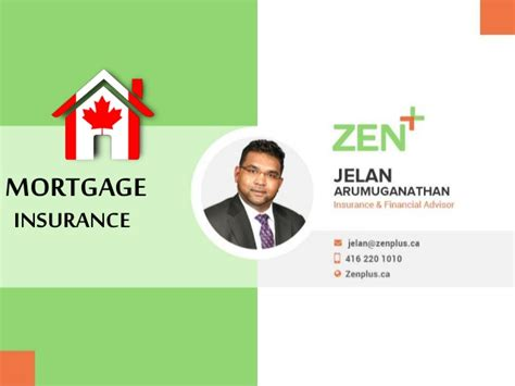 housing loan insurance canadian housing mortgage protection insurance