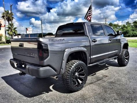 Toyota Tundra Lifted For Sale Toyota Tundra Crewmax Lifted For Sale Used Cars On