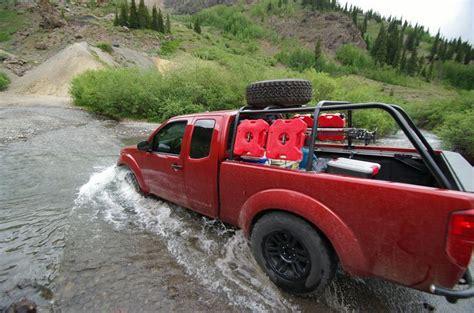 nissan tacoma custom nissan frontier tacoma bedrack expedition