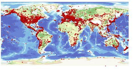 earthquake world is earthquake activity increasing british geological
