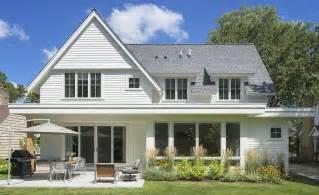Modern Farmhouse Elevations Elivation Studio Design Gallery Photo