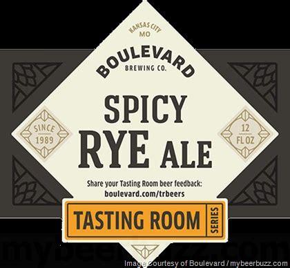 boulevard tasting room boulevard tasting room series spicy rye ale bottles mybeerbuzz bringing beers