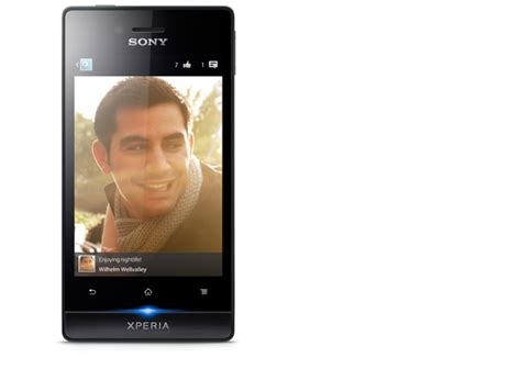 Hp Android Sony Xperia Miro mobile tablet all electronics product reviews