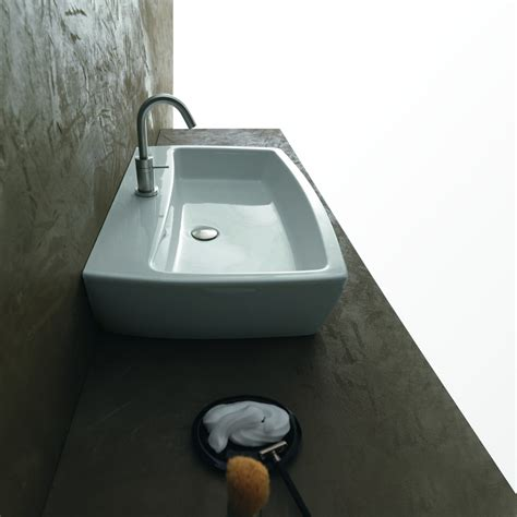 15 bathroom sink ws bath collections x tre 40w wall mounted vessel