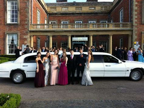 prom limo hire school prom limo hire nottingham with premier limos