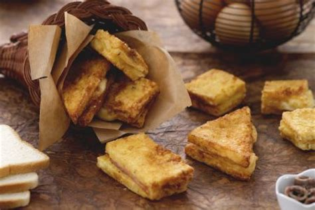 mozzarella in carrozza fritta ricetta mozzarella in carrozza la ricetta di giallozafferano