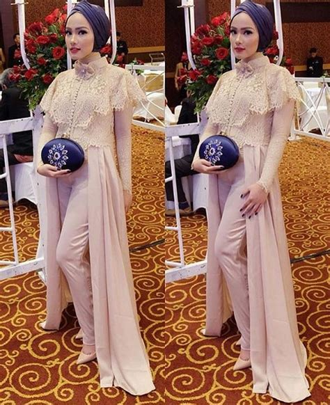 56  Model Baju Pesta Kebaya Paling Kekinian 2018   Model