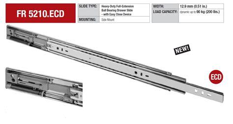 drawer slide fulterer drawer slides