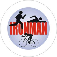 iron man competition values endurance