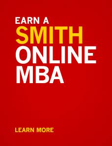 Umd Mba Program Deadlines by Mba Degree Mbas In Finance Marketing Accounting