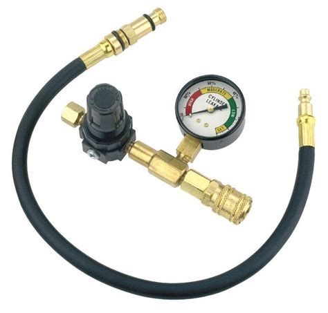 cylinder leak  tester compression leakage ebay