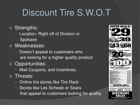 marketing analysis tires