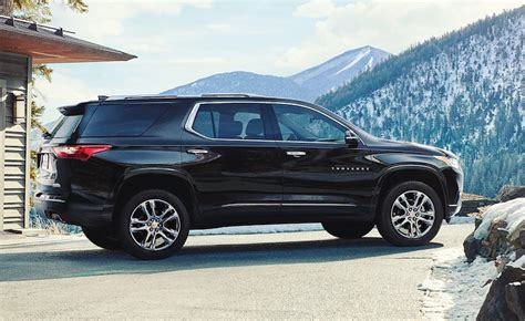 2020 Chevy Traverse by 2020 Chevy Traverse Price Chevrolet Review Release