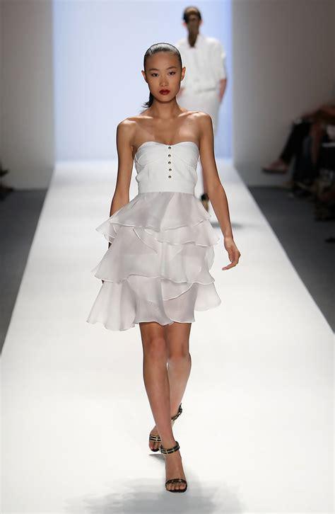 Ny Fashion Week Cynthia Steffe by Trendwatching At Cynthia Steffe 2009 Mercedes