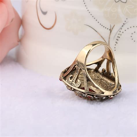 Vintage Jewelry Made New by Fashion Vintage Jewelry Rings Unique Plated Ancient Gold