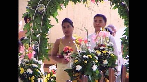 Wedding Ceremony (Traditional Philippine Wedding)   YouTube