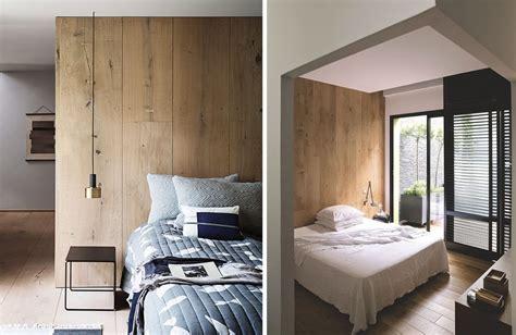 rivestire una parete in legno free beautiful parete retroletto dezeen cotemaison