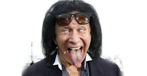 Gene Simmons gene simmons comments on prince s are so dumb his