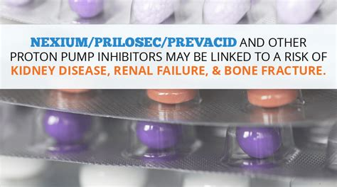 Is Nexium A Proton Inhibitor by Nexium Prilosec Prevacid Ppi Drugs Linked To Kidney