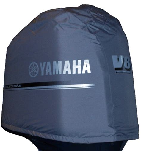 yamaha outboard motor cover deluxe outboard motor cover four stroke logo