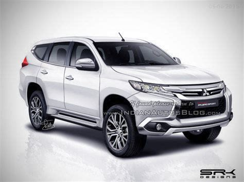 All New Pajero Sport Grill Depan Jsl Front Grille Trim Blacktivo vigaro automotive all new mitsubishi pajero sport 2016 released at 1st august