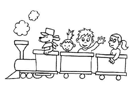 animal train coloring page free coloring pages of train box car