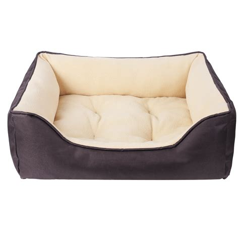 soft comfy sofas dog pets bed extra warm soft comfy basket large puppy cat