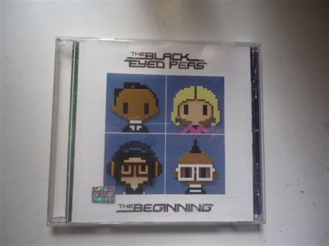 Cd Album Black Eyed Peas the black eyed peas cd album the beginning 250 00