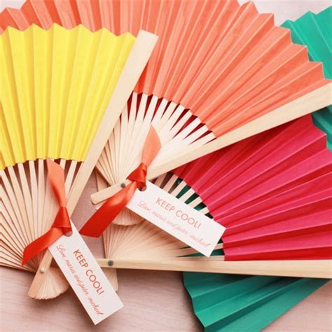 paper fans for wedding 195 best images about wedding favor hand fan on pinterest