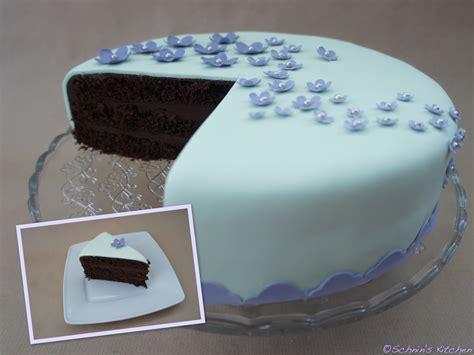 fondant kuchen rezept fondant schoko torte und eine premiere schnin s kitchen