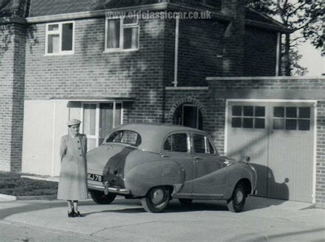 1960s Garage by Domestic Garages In Britain In The 1920s To The 1960s
