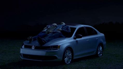 volkswagen sign  drive tv commercial shooting star ispottv