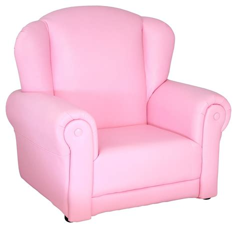 children s chairs and sofas childrens mini armchair pink be fabulous