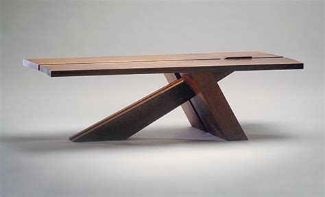 cantilevered coffee table finewoodworking