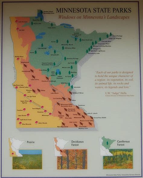 mn state parks map minnesota state parks indians for guns