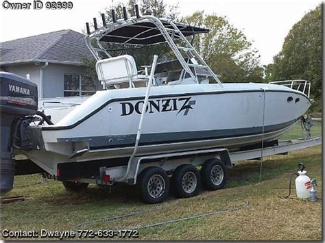 donzi boats owner 1989 donzi 33 zf used boats for sale by owners boatsfsbo