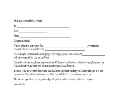 employee referral program template pictures to pin on