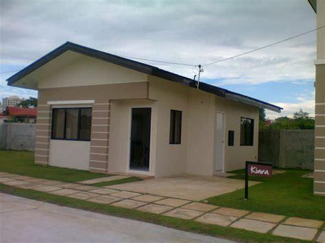 Simple House Designs And Floor Plans mactan plains subdivision cebu phil properties