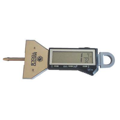 digital tire tread depth gauge dttdga matco tools
