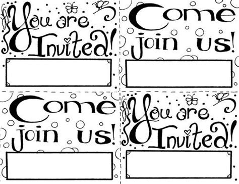 printable invitations to sunday school invitation cards printable coloring page easter crate