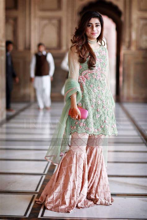 Palistin Dress sharara style sharara